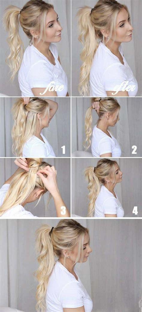 hairstyles  long hair easy hairstyles pinterest
