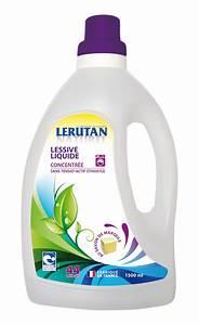 Lessive Qui Sent Bon : gravier lessive liquide lerutan concentr e au savon de ~ Melissatoandfro.com Idées de Décoration
