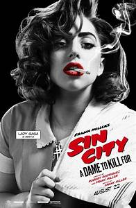 Lady Gaga Sin City A Dame To Kill For poster - blackfilm ...