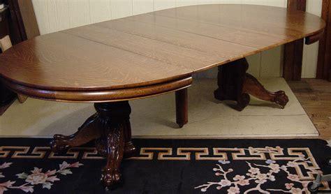 oak hastings table  dining table   leaves