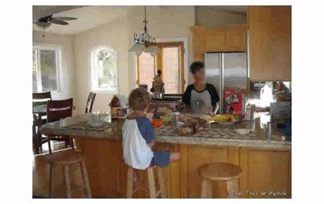 modele de cuisine ouverte modele de cuisine americaine