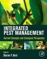 Integrated Pest Management - 1st Edition