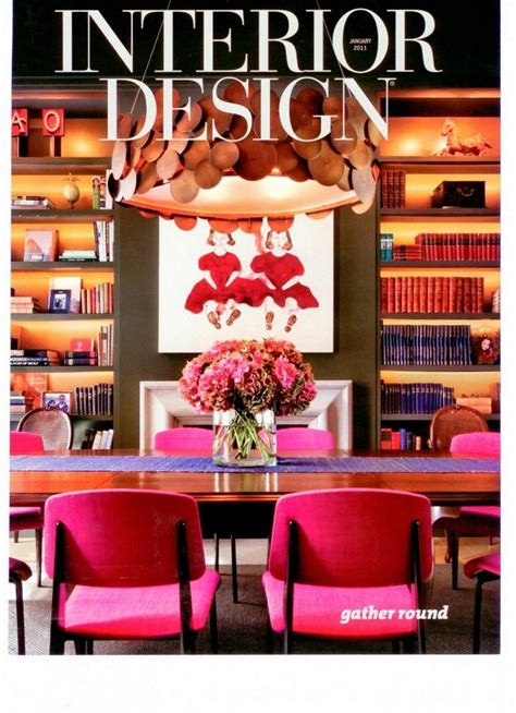 Best Usa Interior Design Magazines