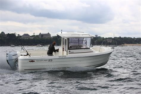 Fisher Marine Boats by 2017 Smartliner Fisher 23 Power Boat For Sale Www