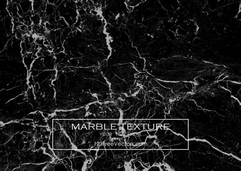 Black Marble Background 123freevectors