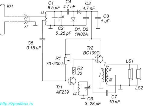Идеи использования энергии радиоволн . сайт радиолюбителей.