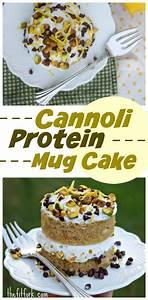 wholly cannoli protein mug cake nextlevelnaked