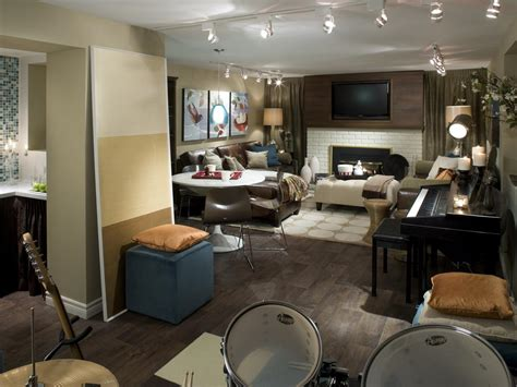 Design A Basement Apartment Home Remodeling Ideas For