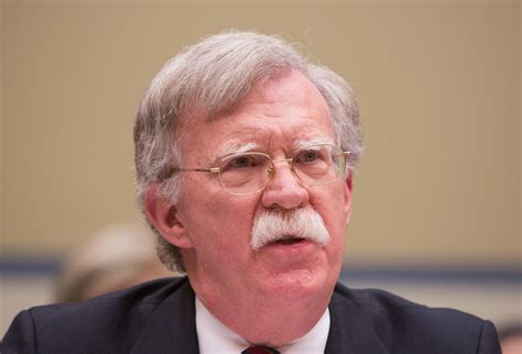 John Bolton asks for plans to attack Iran