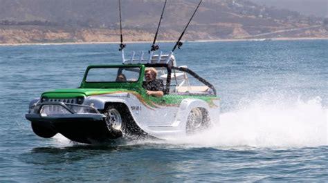 Boat Landing Lake Dubay by Is It A Jeep Is It A Speedboat No It S Watercar S