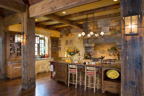 15 Ideen Fuer Rustikalen Ziegel Und Holzbodenbrick Floors Kitchen3 by Ideias Fabulosas De Cozinhas R 250 Sticas Design Innova