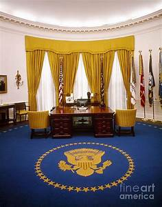 White House: Oval Office by Granger