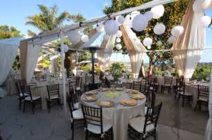 backyard wedding reception ideas outstanding backyard wedding arrangement ideas weddceremony