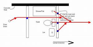 Venting Basement Toilet In Same Wall With Soil Stack