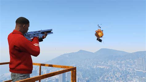 Railgun Skeet Shooting [minigame]