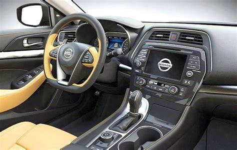 2019 Nissan Altima Interior, Change And Price  Car Otomative