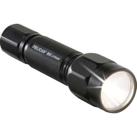 pelican m6 2 cr123 3w led flashlight black 2390 000
