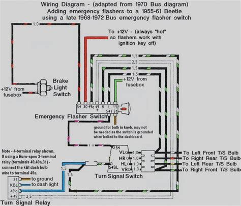 70 Vw Bug Wiring Diagram by Vw Bug Diagram Wiring Diagram Database