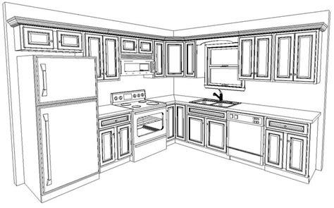25+ Best Ideas About 10x10 Kitchen On Pinterest  Small I