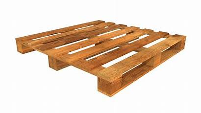 Pallet Wooden Type Parts Four Types Way