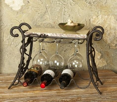 wrought iron wine racks wrought iron wine accessory gifts for the connoisseur