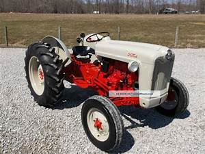 800 Ford Tractor Horsepower