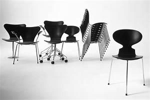 Stuhl Arne Jacobsen : arne jacobsen design m bel und designikonen ~ Michelbontemps.com Haus und Dekorationen