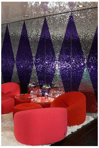 Interior Shimmer Wall Shimmerwalls Sequin Delivery