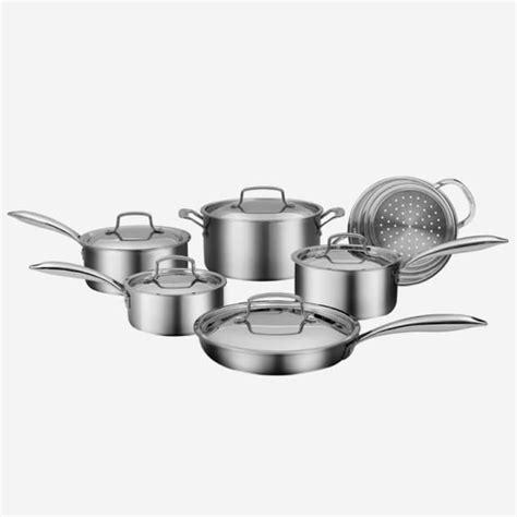 cuisinart  piece professional series  ply cookware set   cookware rewards
