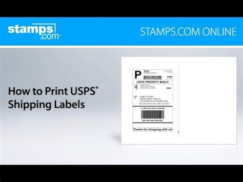 stampscom    print usps shipping labels