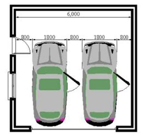 dimensions of a 2 car garage faq garage sizes