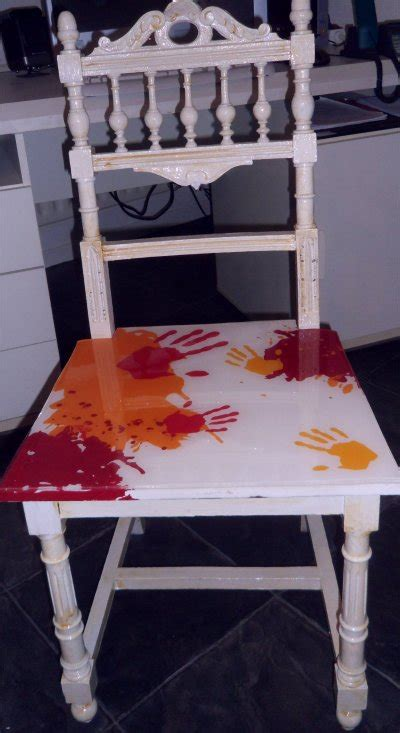 *chaise Henri 4 Reloockee  L'atelier De Chriss
