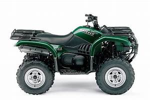 Yamaha Yfm 660 Grizzly 2002