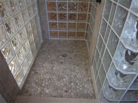 Used Shower Base - accessories for glass block showers nationwide supply