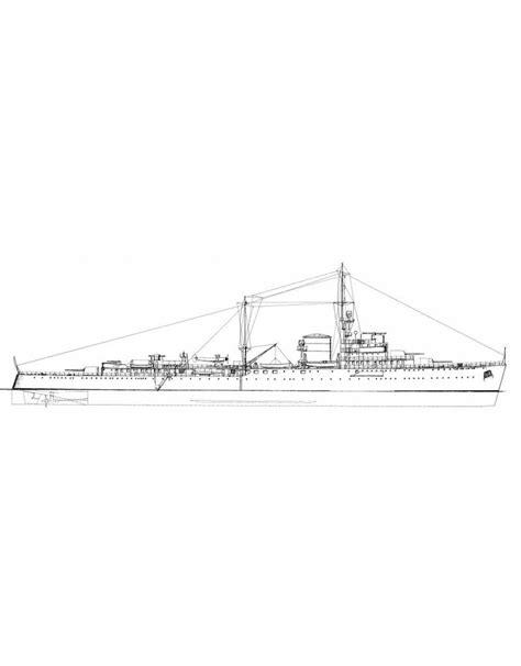 Lichte Kruiser Tromp by Nvm 16 11 046 Flottieljeleider Lichte Kruiser Hrms Tromp