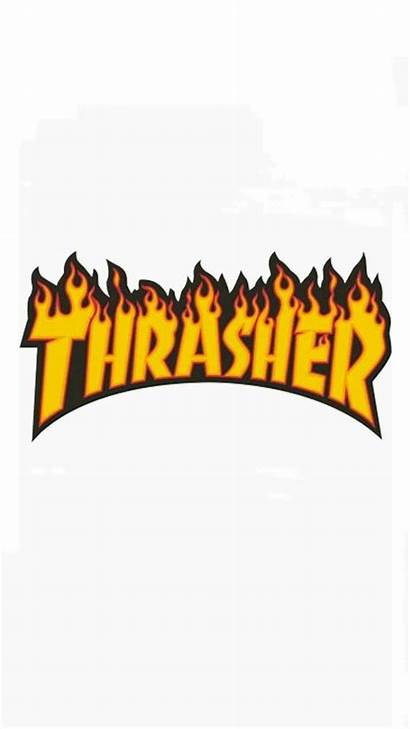 Thrasher Iphone Hype Background Hypebeast Aesthetic Wallpapers