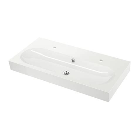 Ikea Faucet Trough Sink by Br 197 Viken Sink 1 Bowl 39 3 8x19 1 4x3 7 8 Quot Ikea