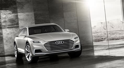 Audi Prologue Allroad Concept Photo Gallery Autocar India