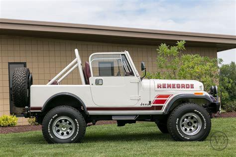 renegade jeep cj7 1984 jeep cj7 renegade v3 4 4