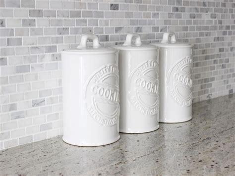 white ceramic kitchen canisters white ceramic kitchen canisters best canisters for