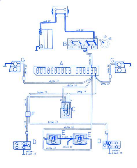 Volvo Electrical Circuit Wiring Diagram