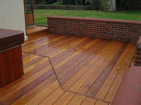 cedar decking choices npnurseries home design