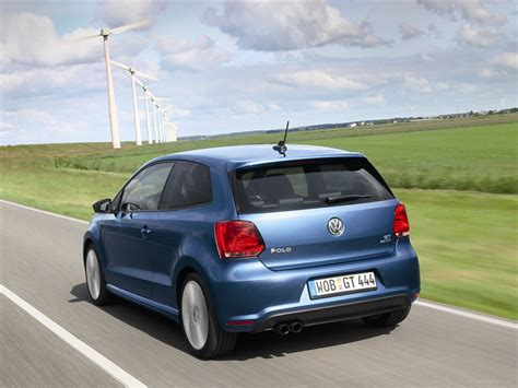 Volkswagen Polo Blue Gt 2018 Exotic Car Picture 13 Of 68