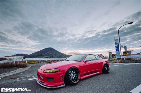 One Mean S15  Takashi Kusunoki's Silvia S15