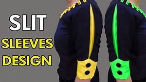 Slit Sleeves Design | Latest Sleeves Designs | Baju ...