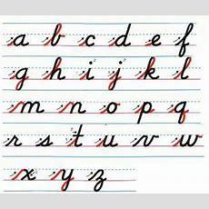 Best 25+ Writing Cursive Ideas On Pinterest  Learn Cursive Writing, Cursive Writing For Kids