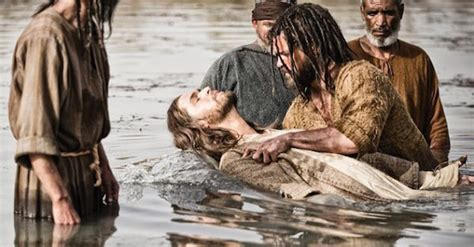 The Baptism Of The Lord And Learning To Live #trulyhuman