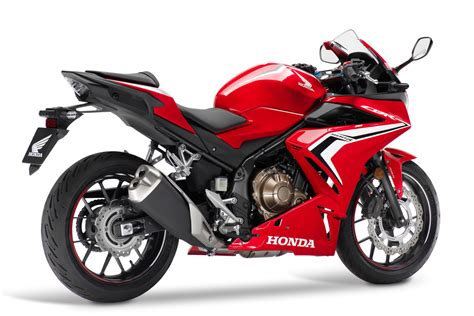 2019 Honda Line Up by Honda Strengthens Middleweight Line Up With New 2019