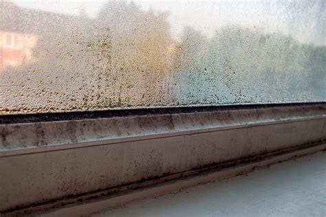 Kondensat Am Fenster by Feuchtigkeit
