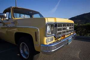 Classic 1977 Chevy Cheyenne C10 Short Bed Pickup Truck All Original No Rust Classic Rod For Sale